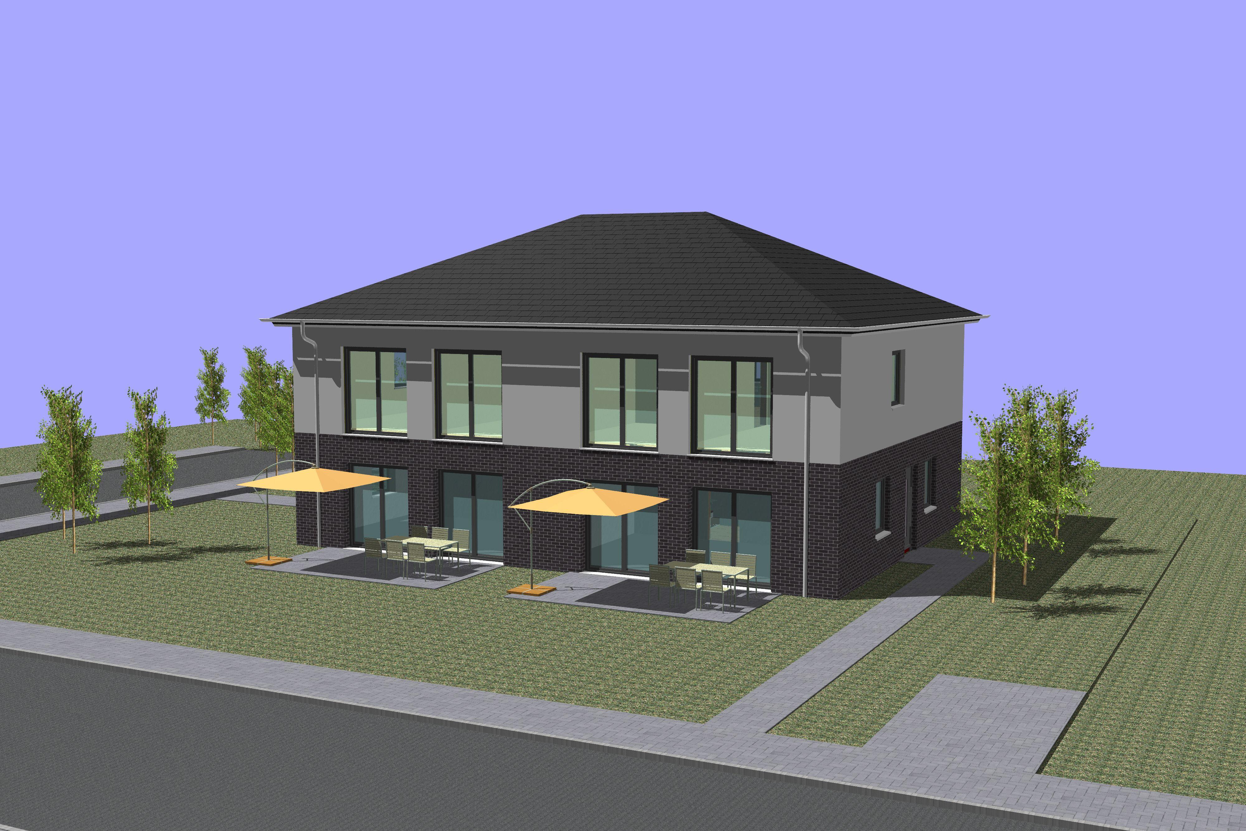 Neubau DHH S1 begonnen